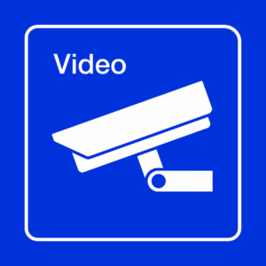 Videoüberwachnung für Innenräume